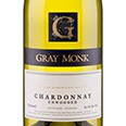 Gray Monk 2018 Chardonnay Unwooded