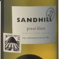 Sandhill Pinot Blanc 2016